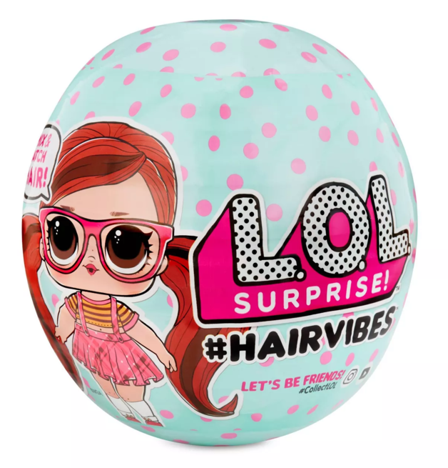 L.O.L: Surprise! - Hairvibes Tots (Blind Box)