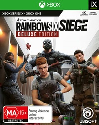 Tom Clancy's Rainbow 6 Siege Deluxe Edition for Xbox Series X