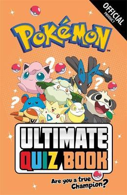 Pokemon Ultimate Quiz Book by Pokemon