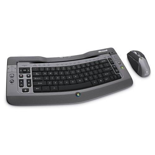 Microsoft Wireless Entertainment Desktop 7000 Silver image