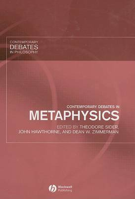 Contemporary Debates in Metaphysics image