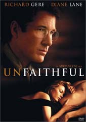 Unfaithful on DVD