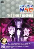 Doctor Who: The Three Doctors DVD