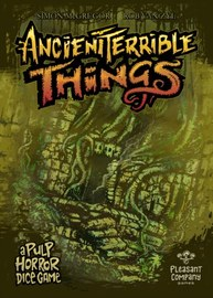 Ancient Terrible Things - Board Game