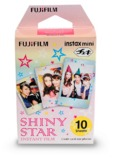 Fujifilm Instax Mini Film 10 Pack - Shiny Star
