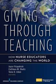 Giving Through Teaching by Joyce J Fitzpatrick image