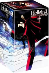 Hellsing Collection *BOX ONLY* on DVD