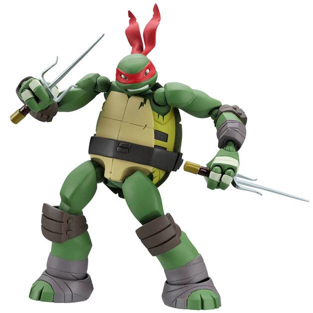 TMNT Revoltech: Raphael - Articulated Figure