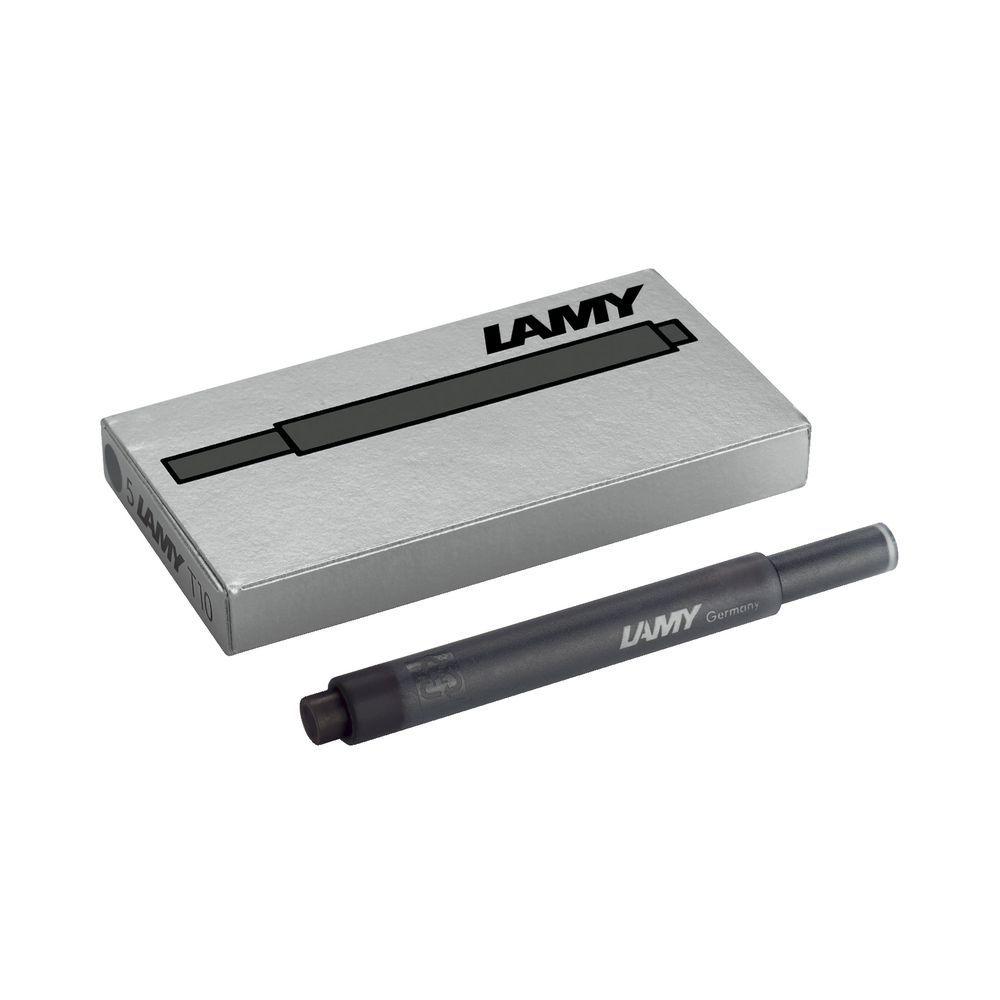 Lamy T10 Ink Cartridges - Black (5 Pack) image