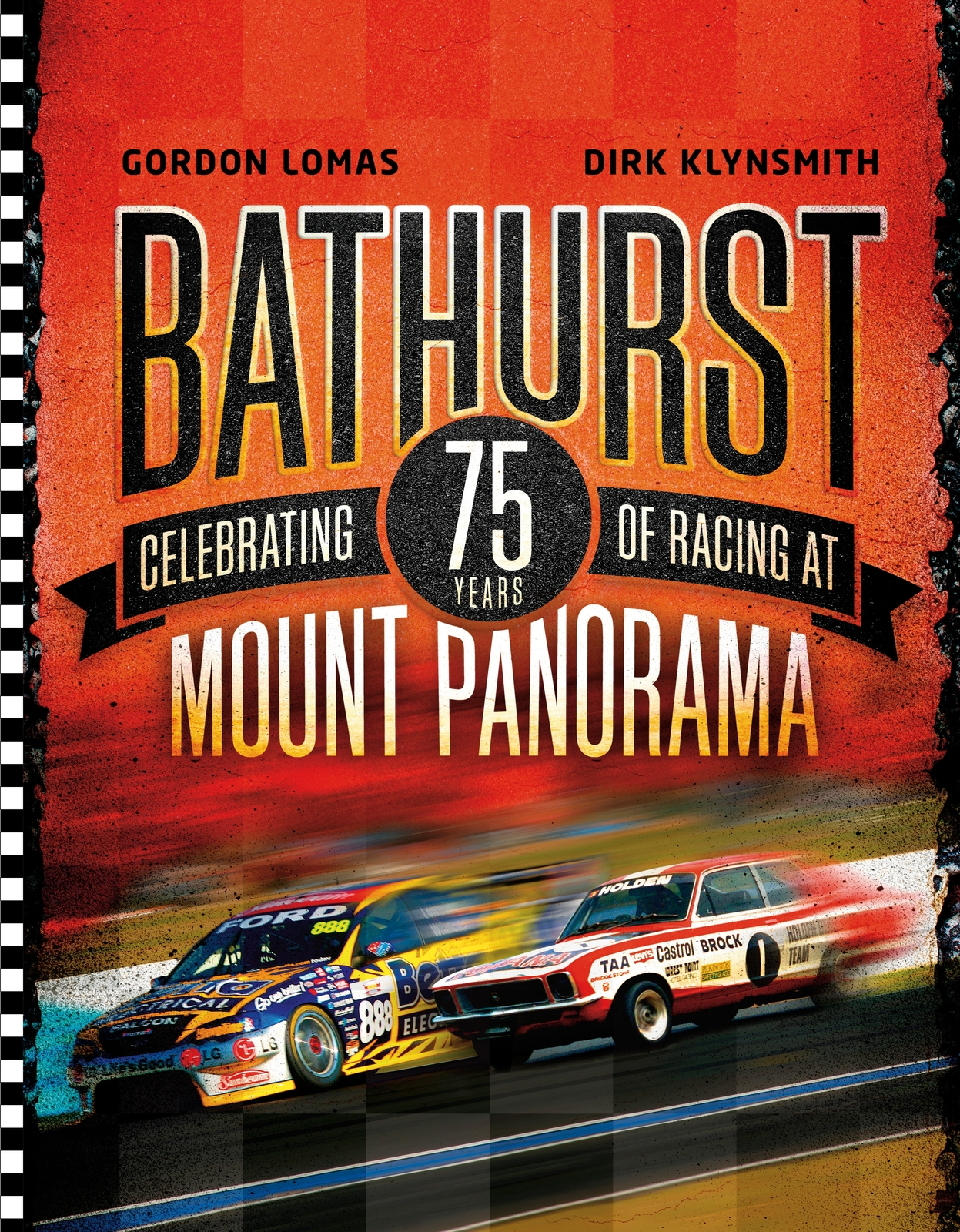 Bathurst: Celebrating 75 Years Of Racing At Mount Panorama by Dirk Klynsmith image