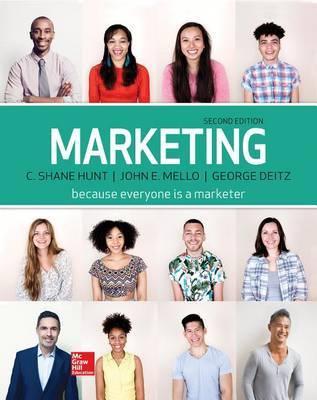 Marketing Loose Leaf by Shane Hunt