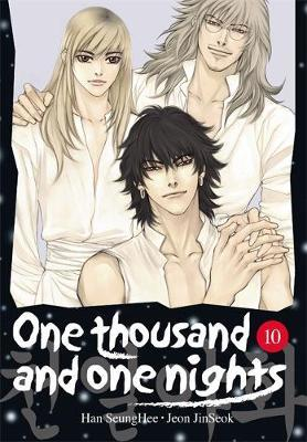One Thousand and One Nights, Vol. 10 by JinSeok Jeon