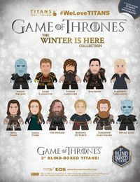 Game of Thrones: The Winter is Here - Titans Vinyl Figure (Blind Box) image