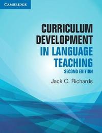 Curriculum Development in Language Teaching by Jack C Richards image