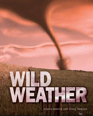 Great Big Book of Wild Weather by Angela Royston