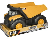 CAT: Metal Machines - Large Steel Dump Truck