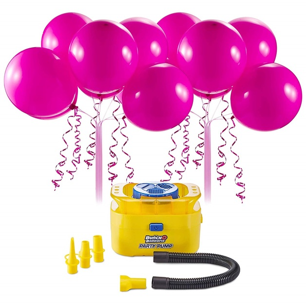Bunch O' Balloons: Air Pump Starter Pack - (Pink)
