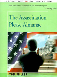 The Assassination Please Almanac by Tom Miller image