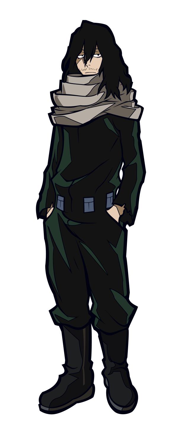 My Hero Academia: Shota Aizawa (#165) - Collectors FiGPiN image