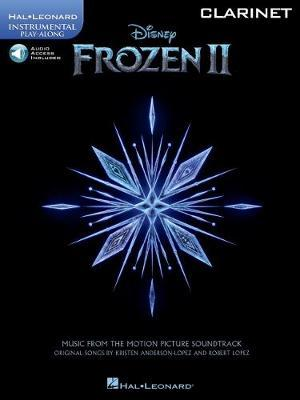 Frozen 2 Clarinet Play-Along by Robert Lopez