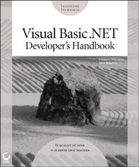 Visual Basic.NET Developer's Handbook by Evangelos Petroutsos image