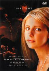 Buffy Season 2 - Disc 1 on DVD