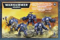 Warhammer 40,000 Space Marine Terminator Close Combat Squad
