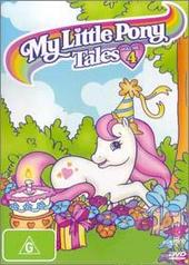 My Little Pony Tales: Volume 4 on DVD