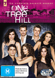 One Tree Hill - The Complete 7th Season on DVD