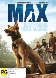 Max on DVD
