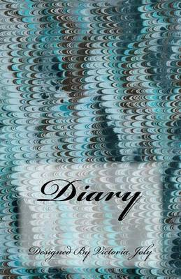 Diary: Diary/Notebook/Journal/Secrets/Present - Original Modern Design 9 by Victoria Joly image