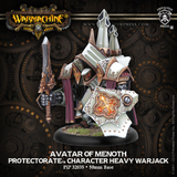 Warmachine: Protectorate of Menoth - Avatar of Menoth Character Heavy Warjack