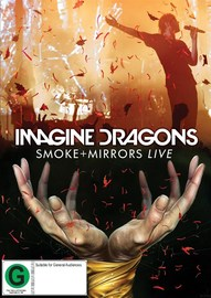 Smoke + Mirrors Live on DVD