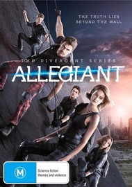 The Divergent Series: Allegiant on DVD