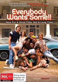 Everybody Wants Some!! on DVD