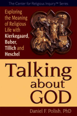 Talking About God by Daniel F. Polish image