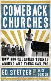 Comeback Churches by Ed Stetzer