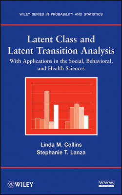 Latent Class and Latent Transition Analysis by Linda M. Collins image