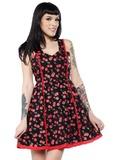 Sourpuss Cherry Cobbler Doris Dress (Large)