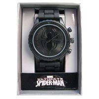 Spider-Man: Blackout Symbol - Rubber Strap Watch