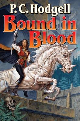 Bound in Blood by P.C. Hodgell image