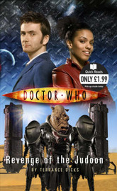 """Doctor Who"": Revenge of the Judoon (Quick Reads) by Terrance Dicks image"