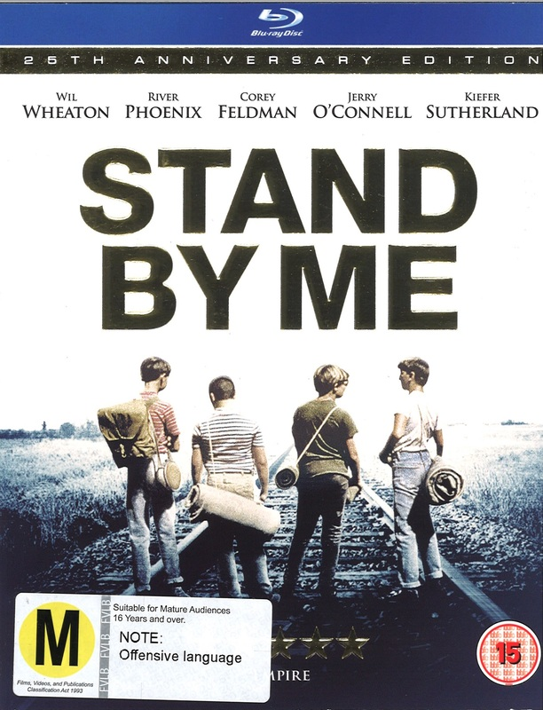 Stand By Me on Blu-ray