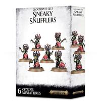 Warhammer Age of Sigmar: Gloomspite Gitz - Sneaky Snufflers