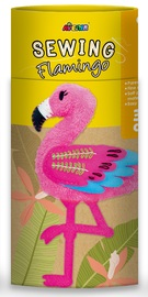 Avenir: Sewing Doll Kit - Flamingo