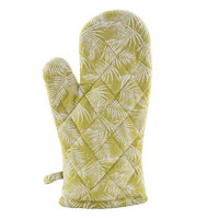 Raine & Humble Oven Mitt - Palm Moss Green