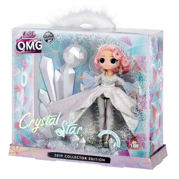 L.O.L. Surprise! - O.M.G Winter Disco Doll (Crystal Star)