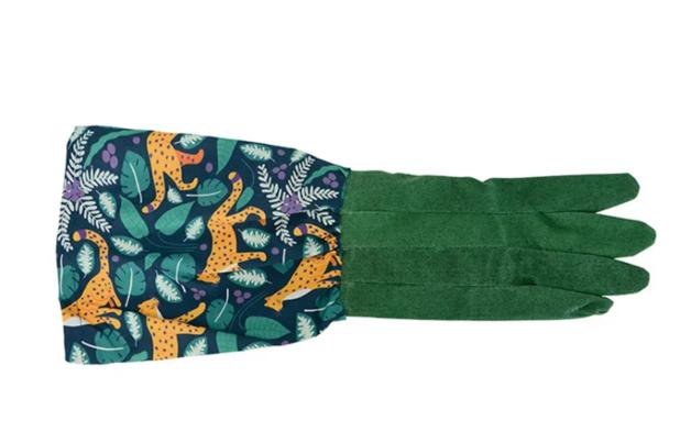 Annabel Trends: Garden Gloves - Leopard