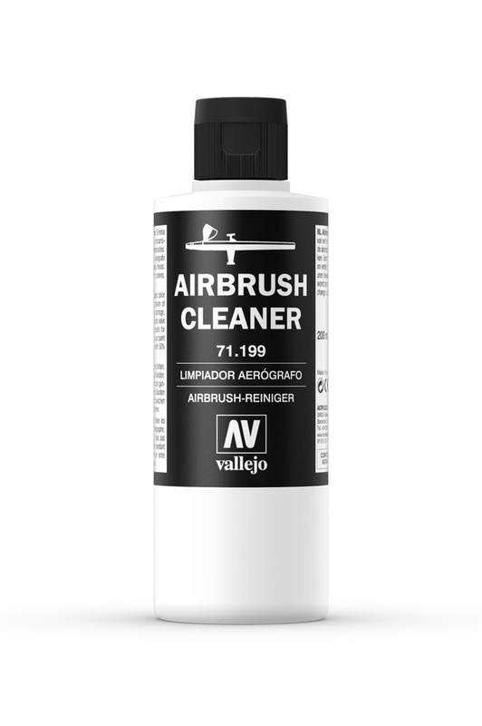 Vallejo Airbrush Cleaner 200ml