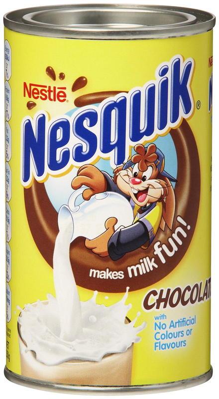 Nesquik Chocolate- (12 x 250g)
